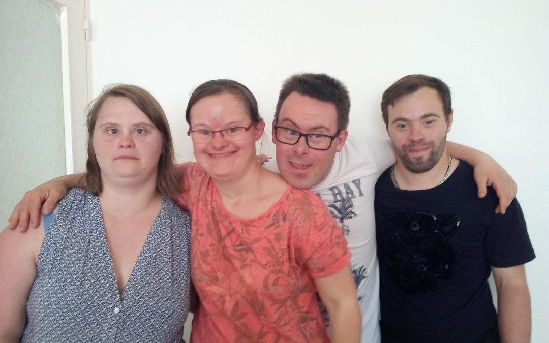 ENSEMBLE CITOYENS ! Une association de personnes avec handicap intellectuel se crée dans la Loire !