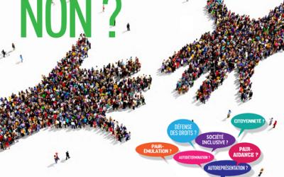 Trisomie 21 France lance l'événement «S'entraider, c'est normal non ?» le 25 Mai 2019, weekend des élections européennes !