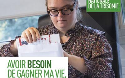 L'entreprise Yzéa solidaire avec Trisomie 21 France