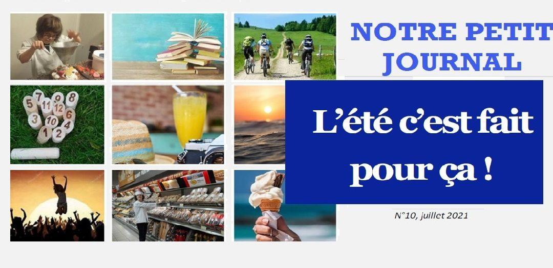 Petit Journal N°10 de Trisomie 21 Haute-Garonne